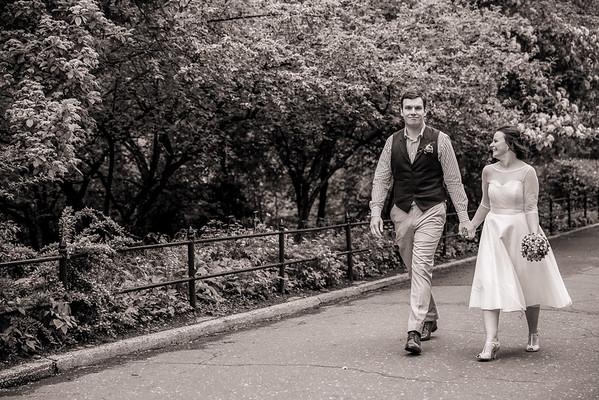Ben  &  Anna - Central Park Elopement-24
