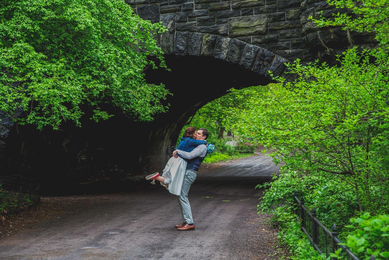 Ben  &  Anna - Central Park Elopement-71