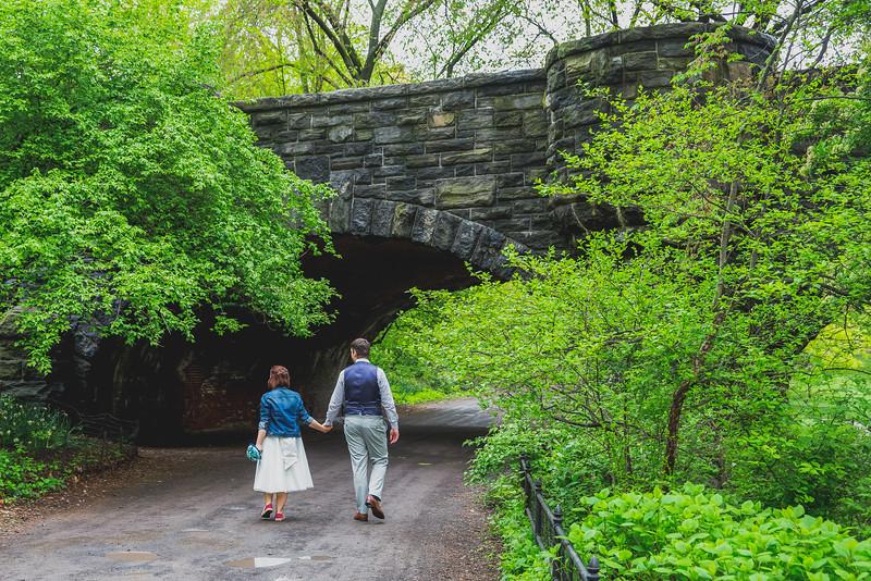 Ben  &  Anna - Central Park Elopement-69