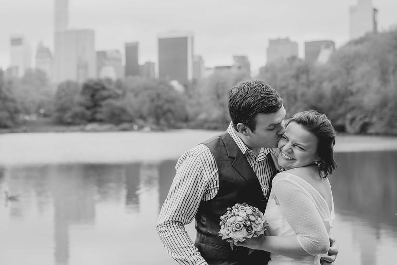 Ben  &  Anna - Central Park Elopement-32