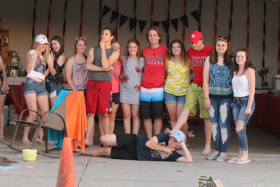 Ben's Grad Party