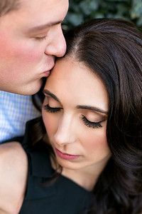 Birrilla & Cade's engagement photography at Ashland Estate & The Castlepost in Versailles, KY 11.6.16.  © 2016 Love & Lenses Photography/ Becky Flanery   www.loveandlenses.photography