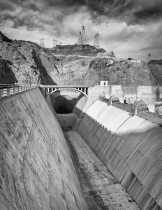 Hoover Dam Canal