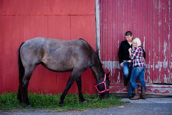 Blake & Krystal's Engagement-0014