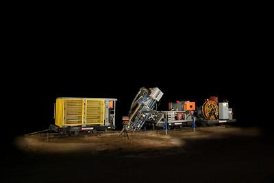 Bohrmeister Drilling Rig