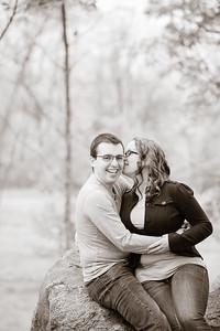 Brad & Nicole's Engagement-0010