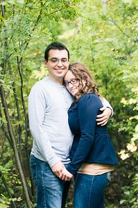 Brad & Nicole's Engagement-0026