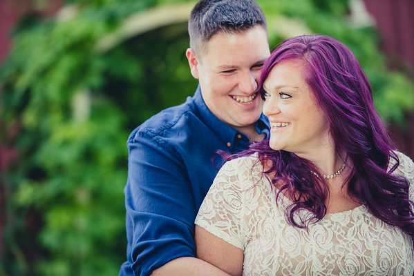 Brandon & Amber's Engagement-0001