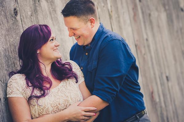 Brandon & Amber's Engagement-0011