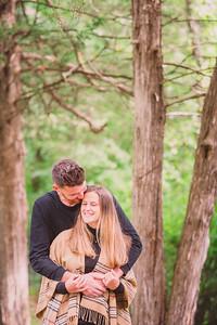 Brandon & Kayla's Engagement-0008