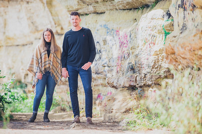 Brandon & Kayla's Engagement-0019