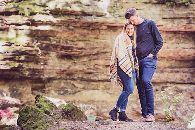 Brandon & Kayla's Engagement-0016