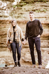 Brandon & Kayla's Engagement-0015