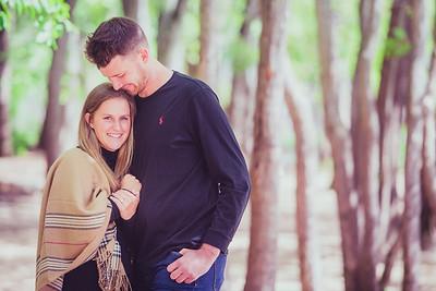 Brandon & Kayla's Engagement-0011