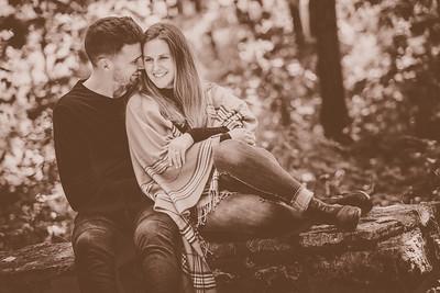 Brandon & Kayla's Engagement-0014