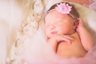 Brandon & Laura's Newborn Portraits-0018