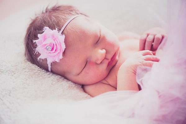 Brandon & Laura's Newborn Portraits-0015