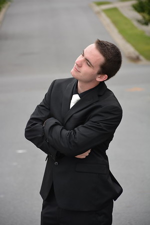 Brandon Senior prom