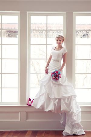 Beautiful Bride Rochelle!