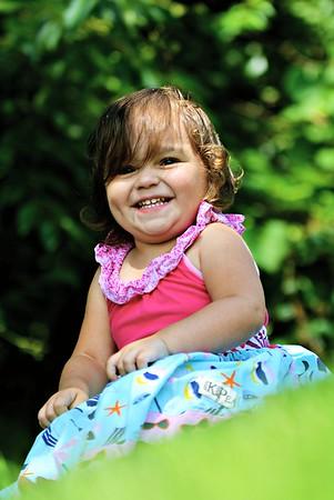 Briella is Two!