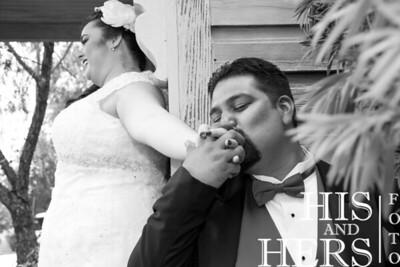 Brittney & Louie wedding