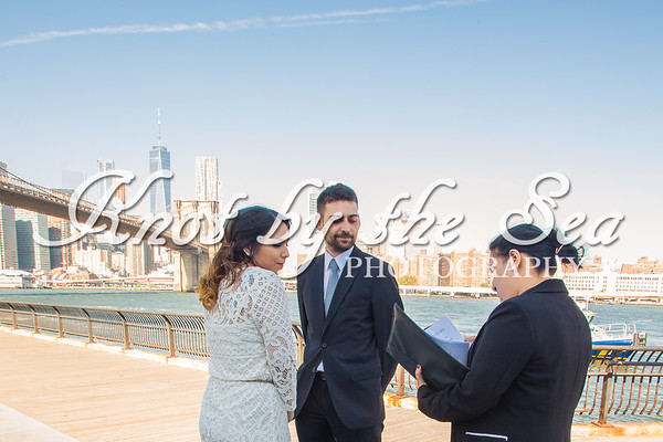 Brooklyn Bridge Park Elopement - Juan & Daiana-2