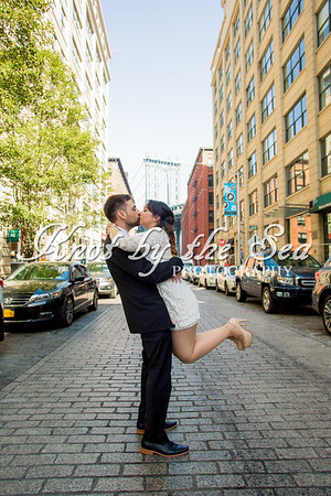 Brooklyn Bridge Park Elopement - Juan & Daiana-83