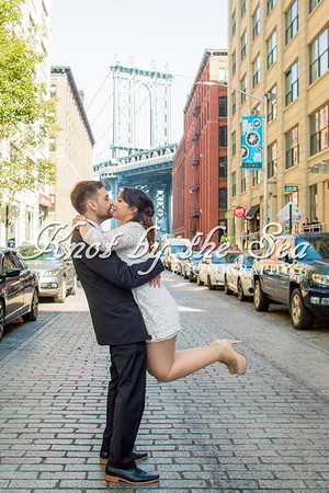 Brooklyn Bridge Park Elopement - Juan & Daiana-81