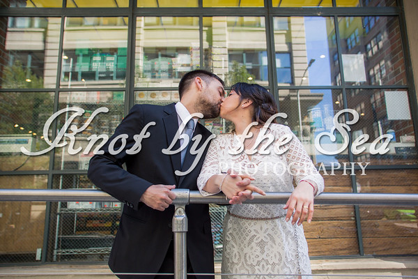Brooklyn Bridge Park Elopement - Juan & Daiana-88