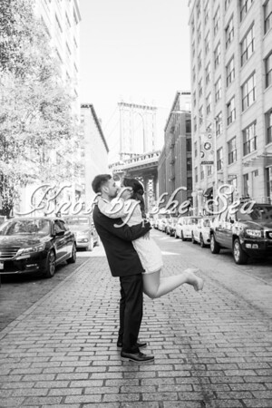 Brooklyn Bridge Park Elopement - Juan & Daiana-82
