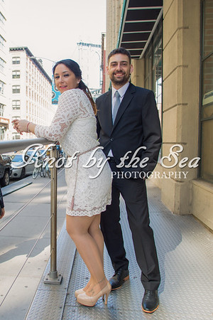 Brooklyn Bridge Park Elopement - Juan & Daiana-90