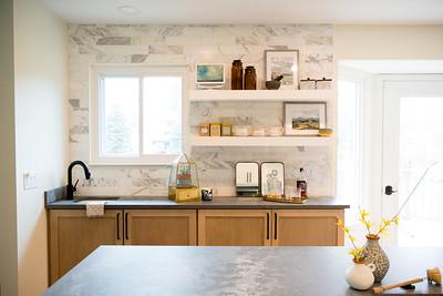 8464 Parkridge Kitchen and Fireplace-3