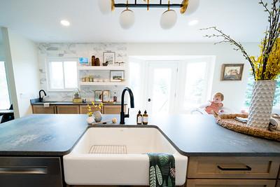 8464 Parkridge Kitchen and Fireplace-5
