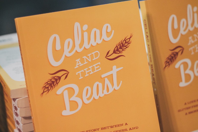 Celiac and The Beast Book Release Party