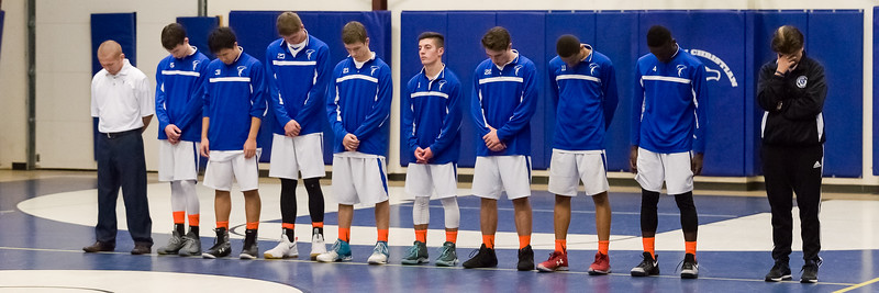 CCS Basketball Players