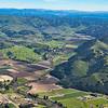Arroyo Grande area looking toward Huasna area.