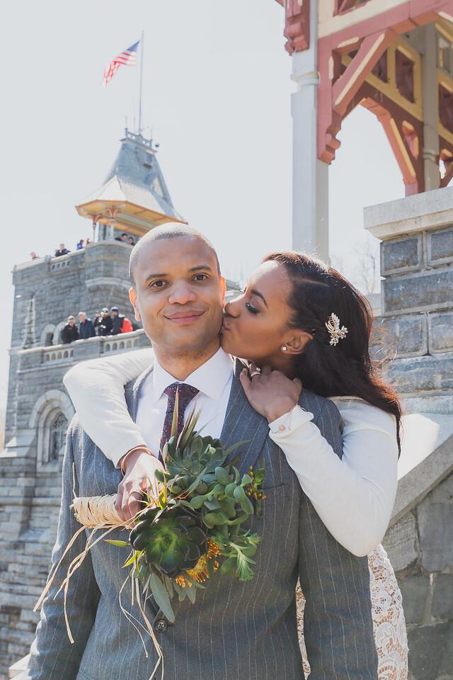 Candice & Connie - Central Park Wedding-99