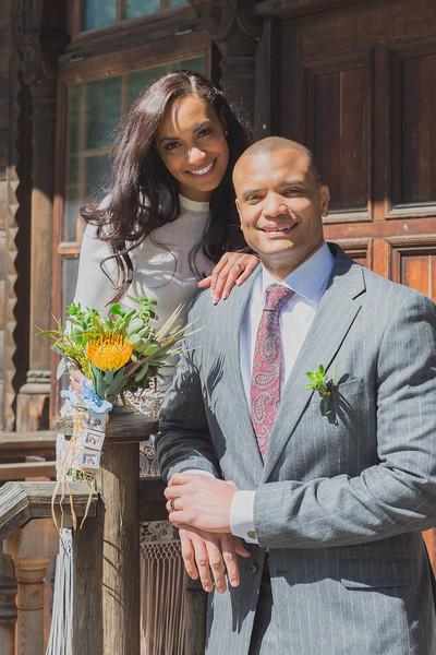 Candice & Connie - Central Park Wedding-44