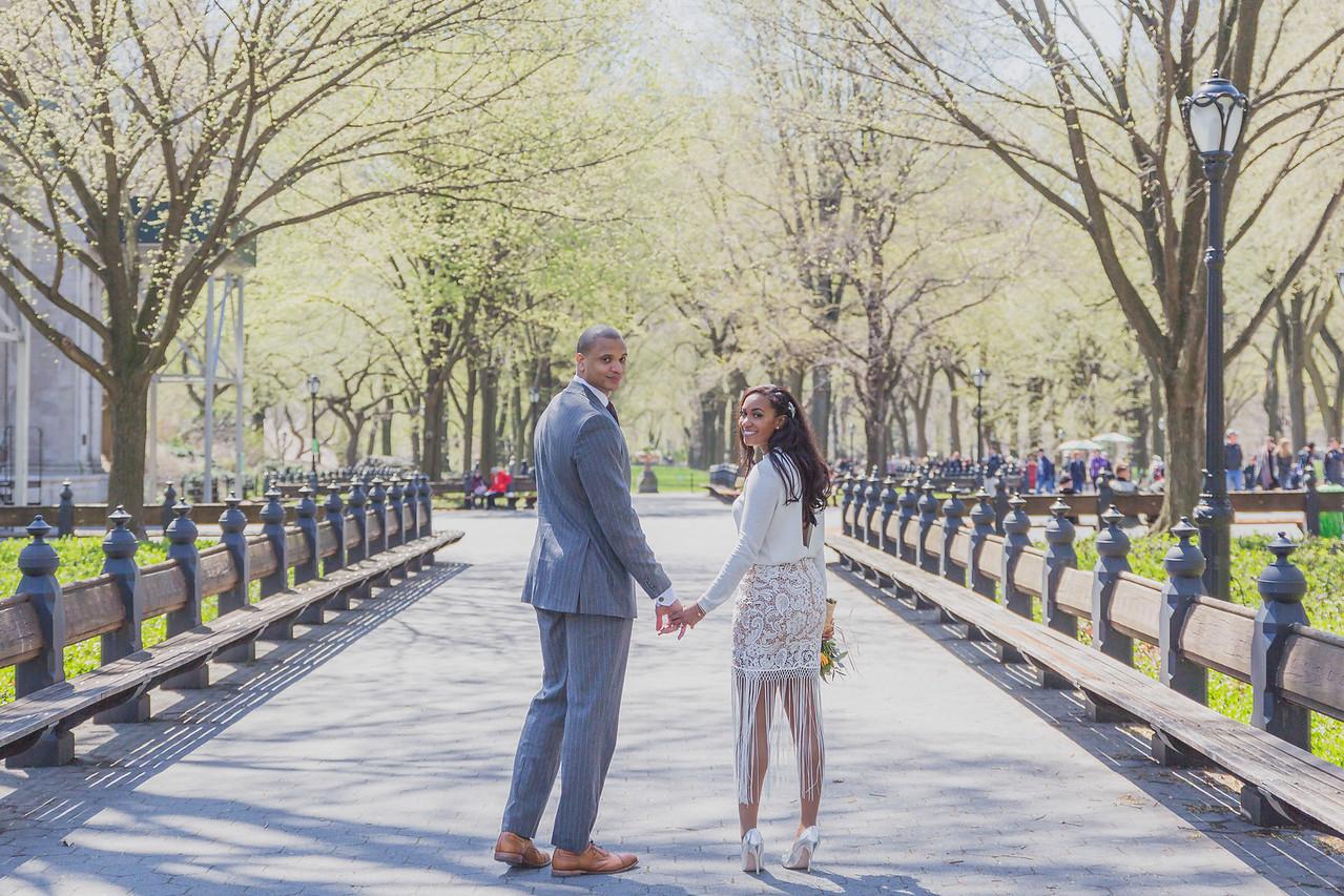 Candice & Connie - Central Park Wedding-152