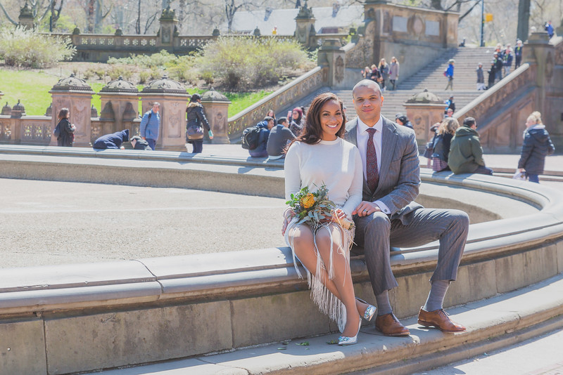 Candice & Connie - Central Park Wedding-128