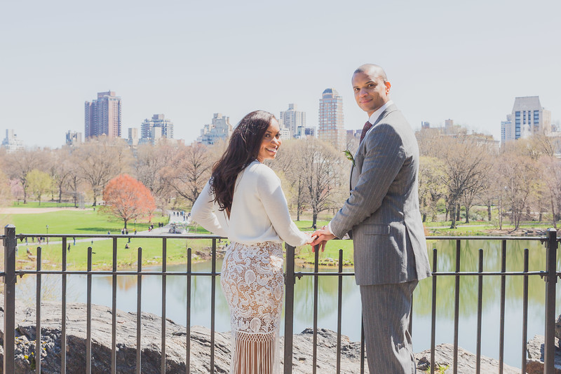 Candice & Connie - Central Park Wedding-92