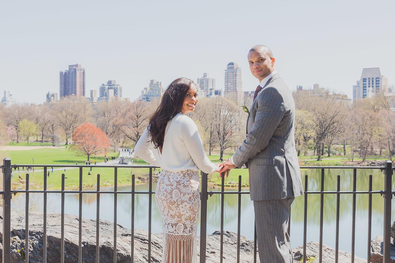 Candice & Connie - Central Park Wedding-92