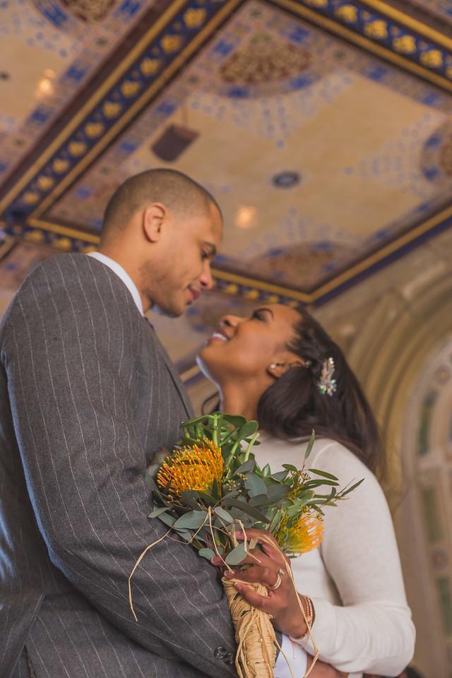 Candice & Connie - Central Park Wedding-146