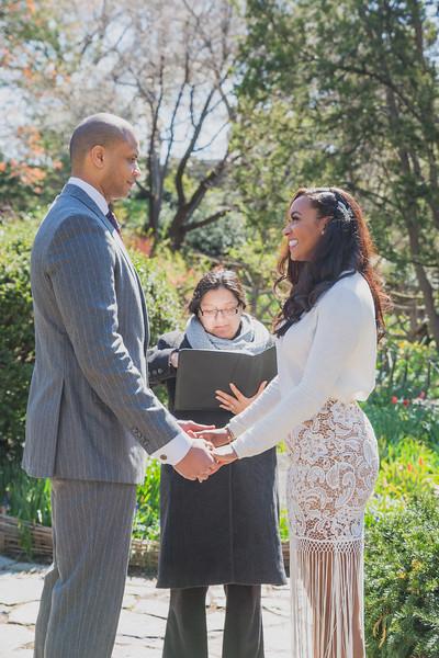 Candice & Connie - Central Park Wedding-21