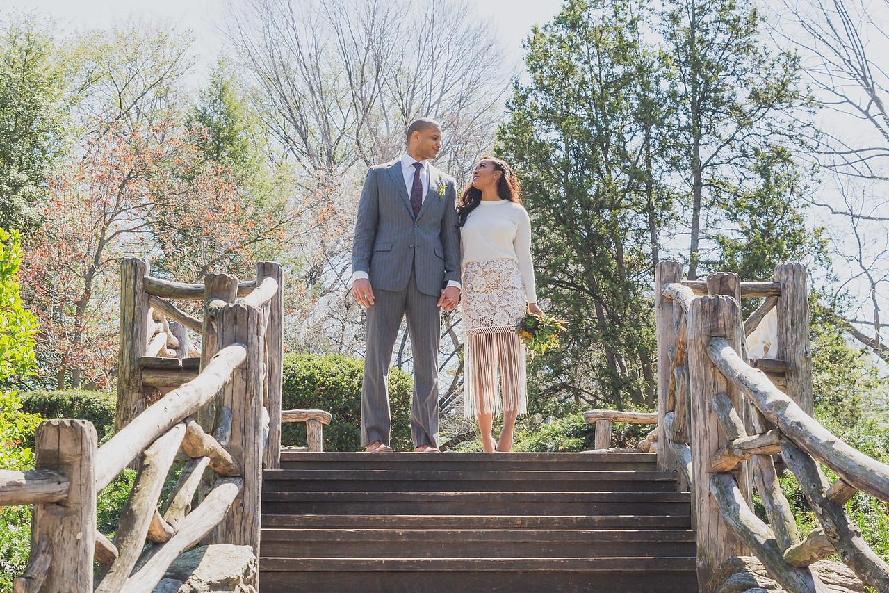 Candice & Connie - Central Park Wedding-63