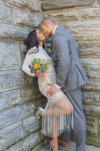 Candice & Connie - Central Park Wedding-84