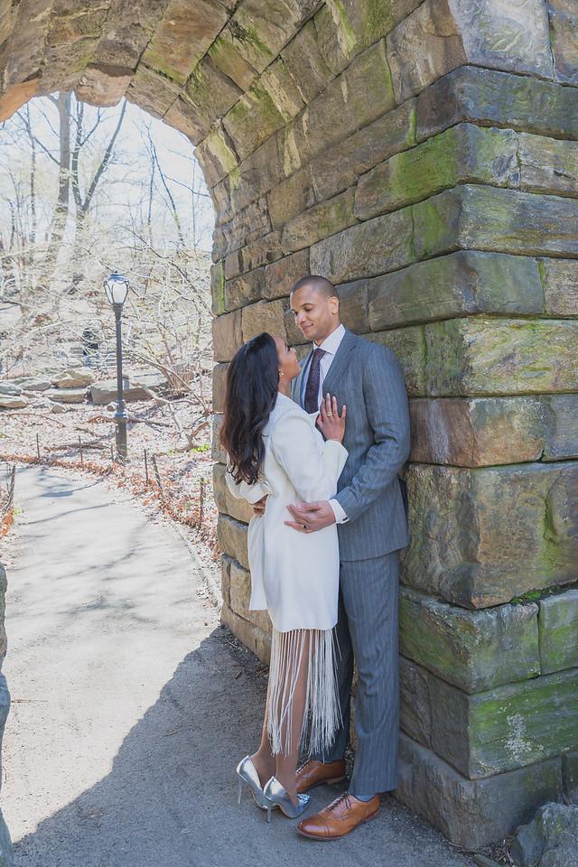 Candice & Connie - Central Park Wedding-107