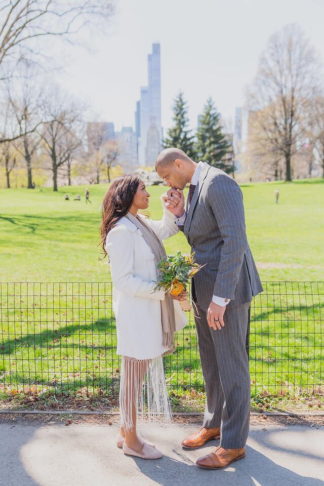 Candice & Connie - Central Park Wedding-165