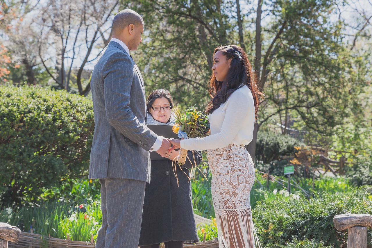 Candice & Connie - Central Park Wedding-11