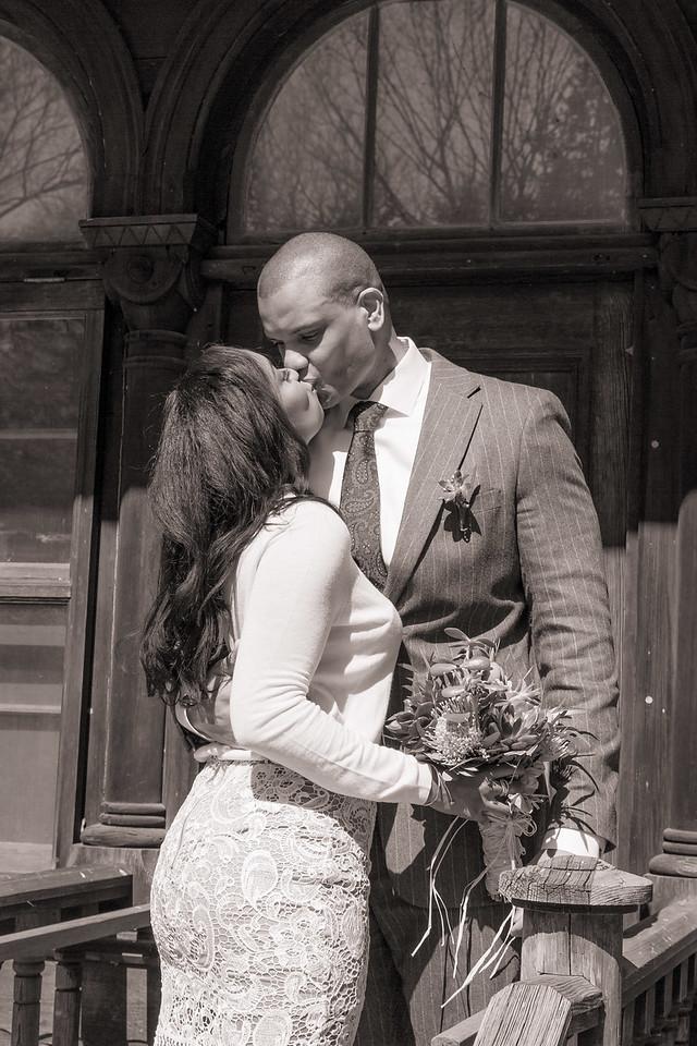 Candice & Connie - Central Park Wedding-33